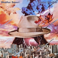 weather report, heavy weather, jazz rock